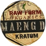 raw form organics logo